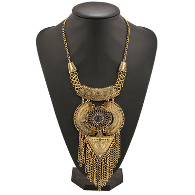 Tassels Boho Necklace