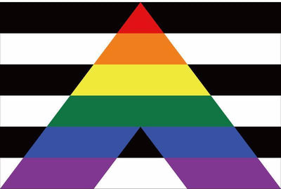 Straight Ally Flag (Heterosexual)