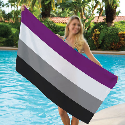 Asexuality Towel