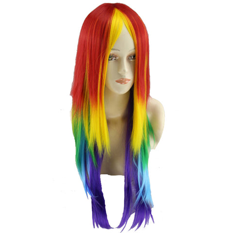 Multi Color Wig