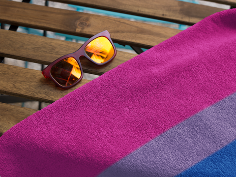 Bisexual Towel
