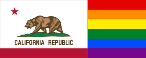 California Pride Combo