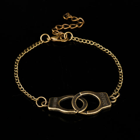 Fifty Shades of Grey Handcuffs Bracelet