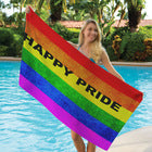 Happy Pride Towel