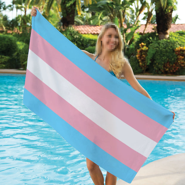 Transgender Towel