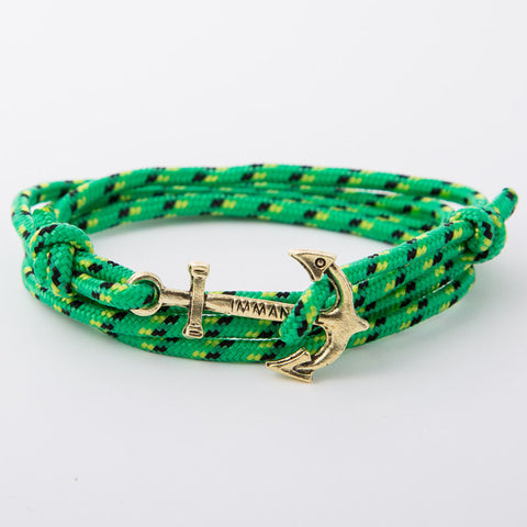 Retro Anchor Bracelet