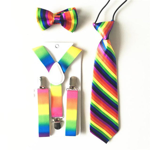 Pride Rainbow Party 3PCS  Set