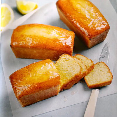 French Lemon Cake - The Week-End
