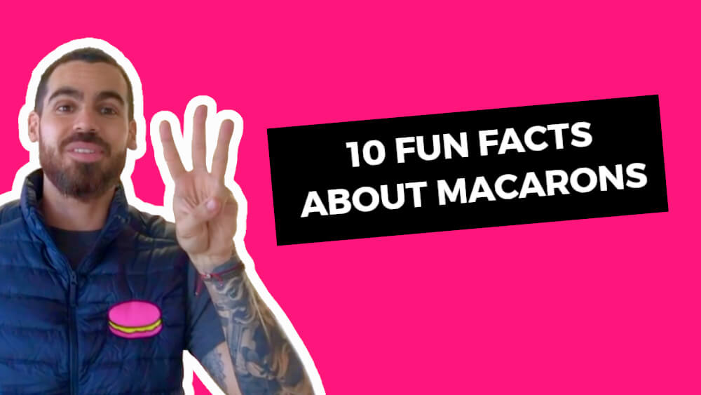10 fun facts about cute macarons
