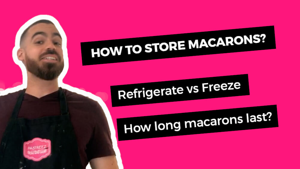 How to store macarons?