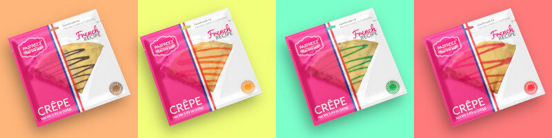 Carousel authentic French crêpes near me by Pastreez