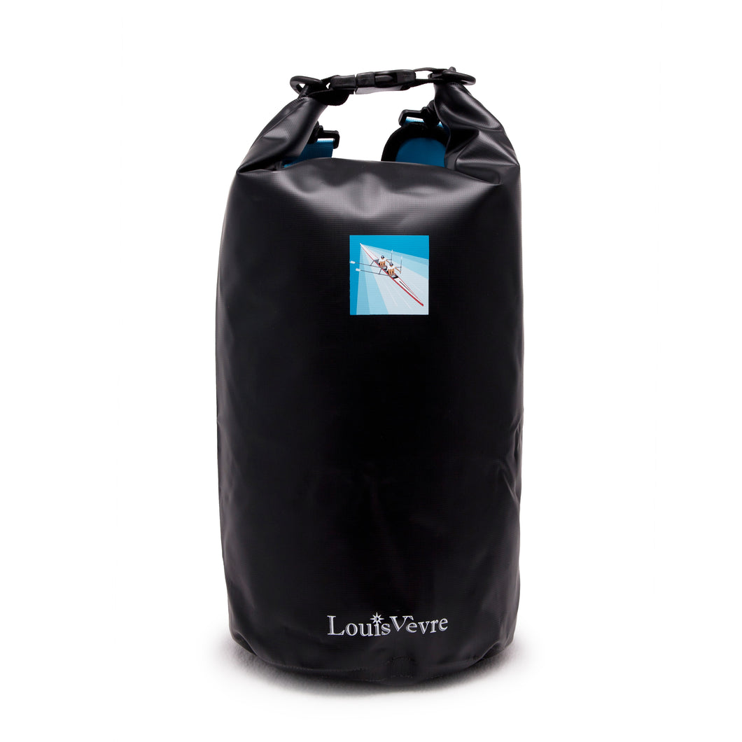BLACK DRY BAG - ROWING