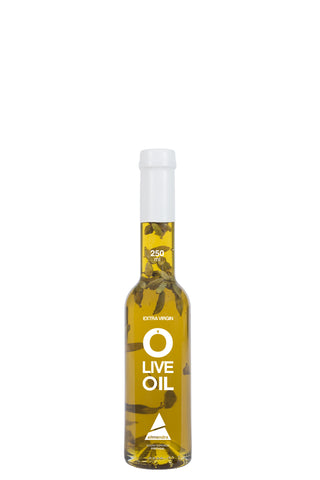 HUILE D'OLIVE EXTRA VIERGE AROMATISÉE À LA CARDAMOME Carb - 250 ml