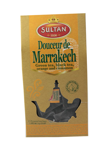INFUSION DOUCEUR DE MARRAKECH Sultan - 30 g