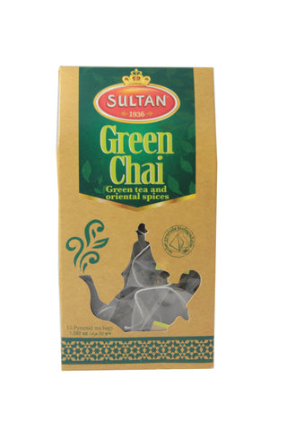 INFUSION GREEN CHAI Sultan - 30 g