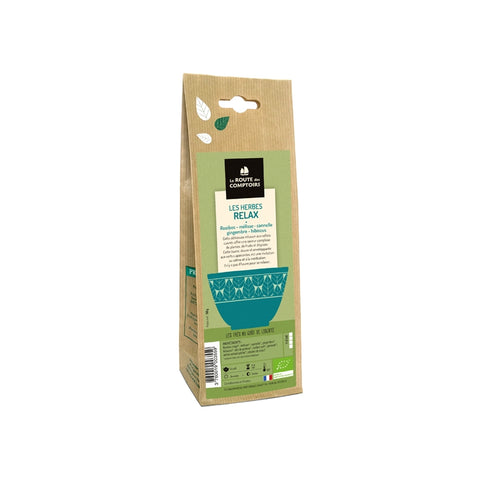 Herbe relax La Route Des Comptoirs - 50 g