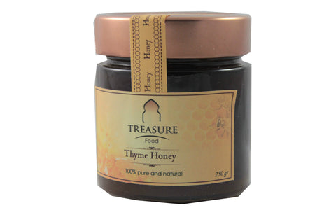 MIEL DE THYM Treasure Food - 250g