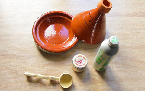 Pack mini tajine