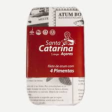 FILETS DE THON 4 POIVRE Santa Catarina - 120g