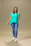 JANE TOP - Green