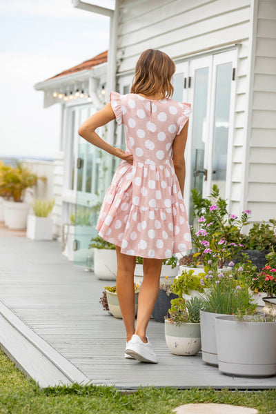 Everly Dress - Pink