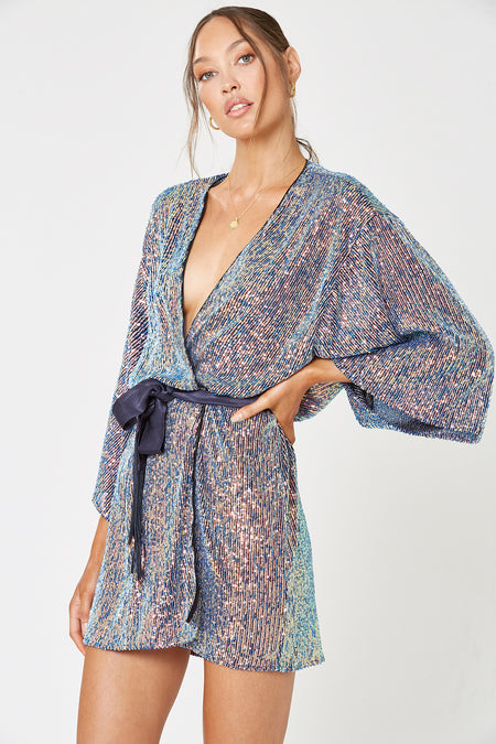 BOHO DRAPE TOP - LEMON CURRY