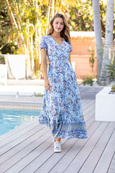 Anneke Maxi Dress