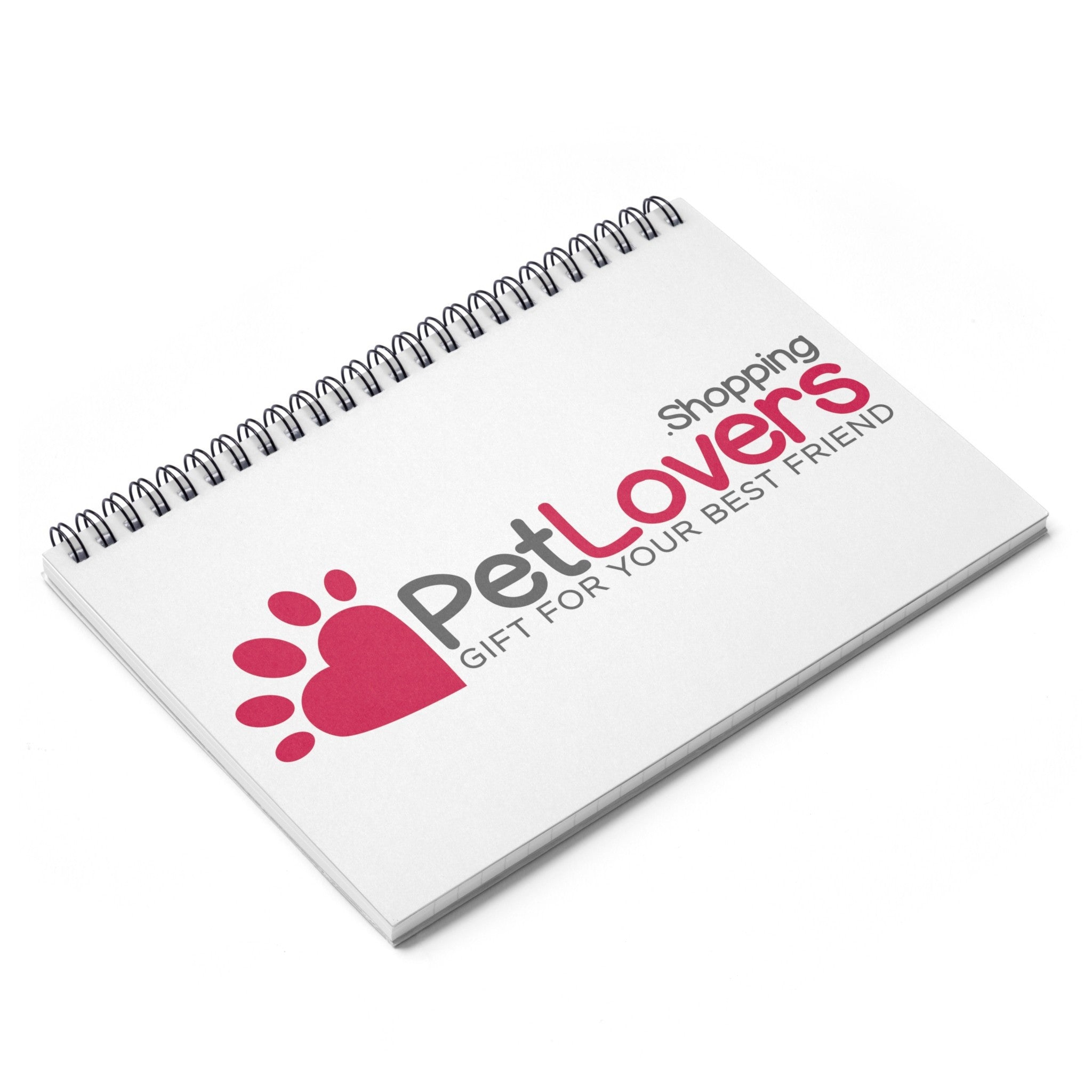 PetLovers - Spiral Notebook - Ruled Line