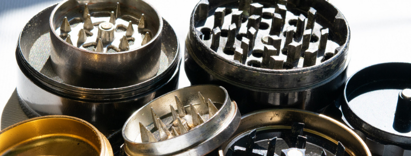 How Many Parts in a Grinder