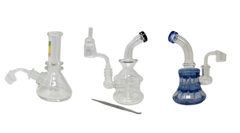 the best glass dab rigs
