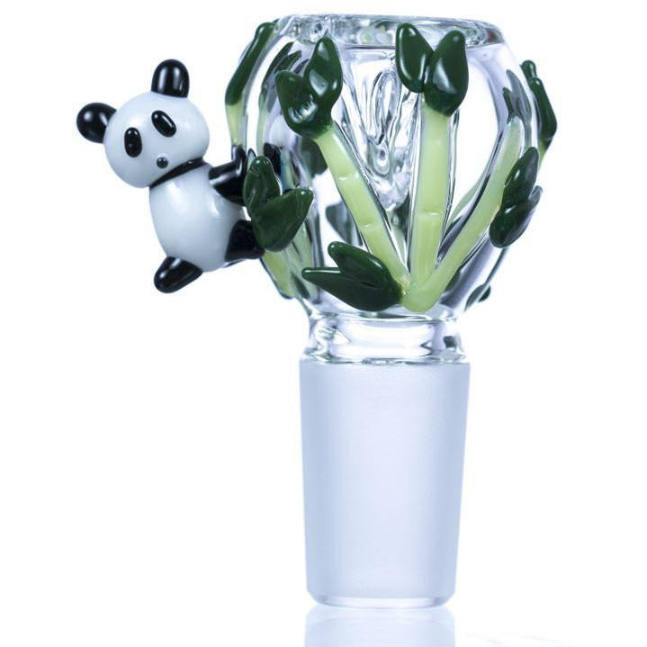 Empire Glassworks Panda Glass Bowl