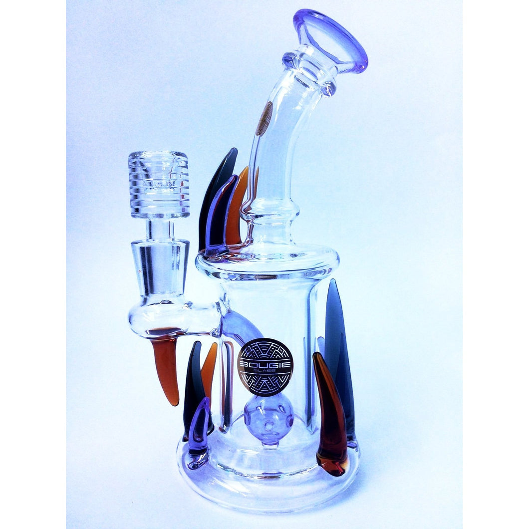 bougie glass dab rig
