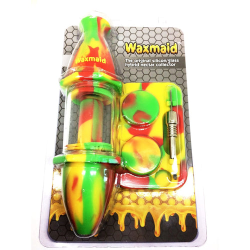 waxmaid silicone nectar collector