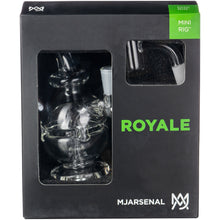MJ Arsenal Royale Mini Dab Oil Rig