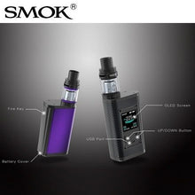 Smok Majesty 225W TC eLiquid Starter Kit
