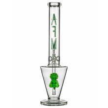 "AFM 18"" Upside Down Glass Beaker Bong"