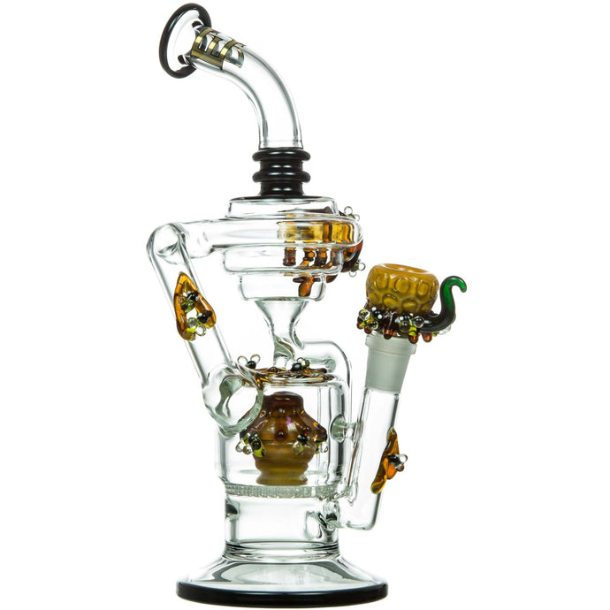 Empire Glassworks Beehive Recycler