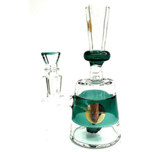 Bougie Glass Showerhead Dab Rig