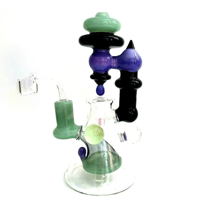 Bubble Drip Heady Dab Rig