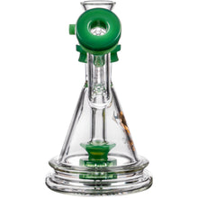Diamond Glass Gavel Hammer Bubbler