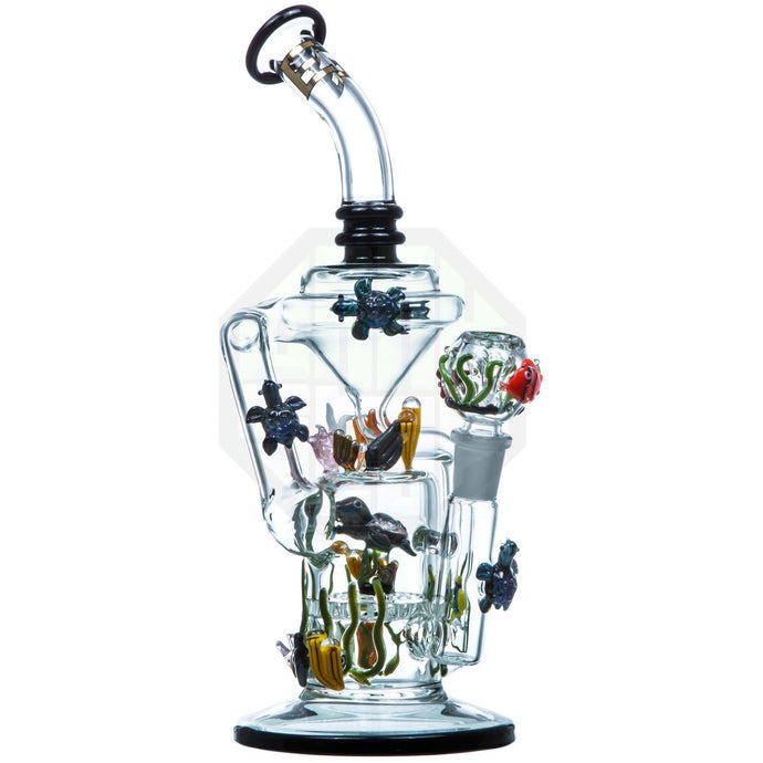 Empire Glassworks California Current Recycler