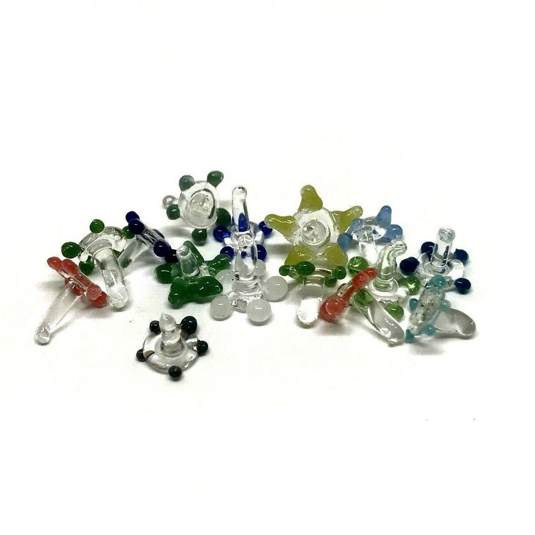 Glass Pipe Screens 15 Count