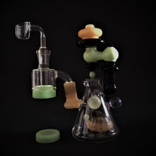 Heady Dab Rig Kit with Reclaim Catcher