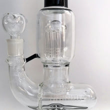 Diffused Inline Bong 12""