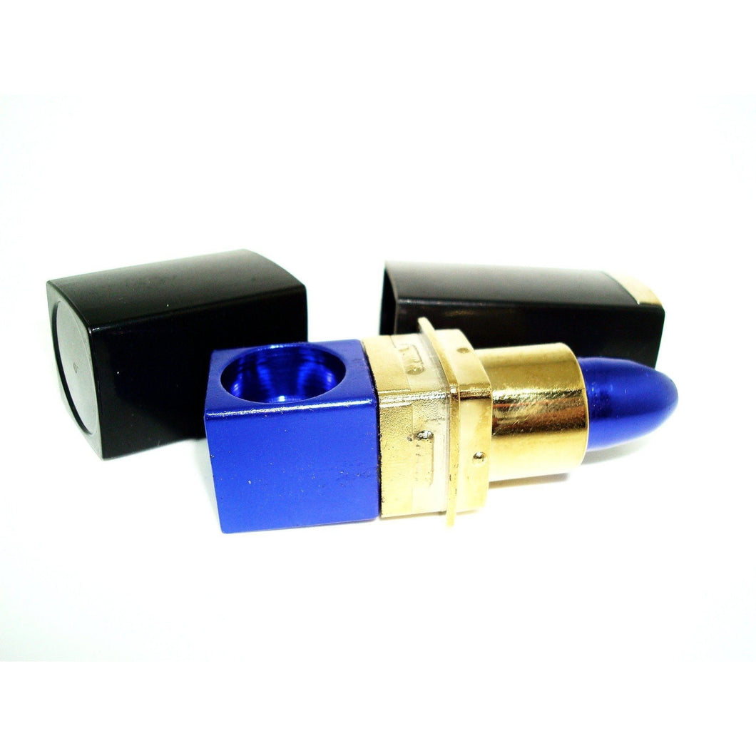 Lipstick Case Metal Pipe