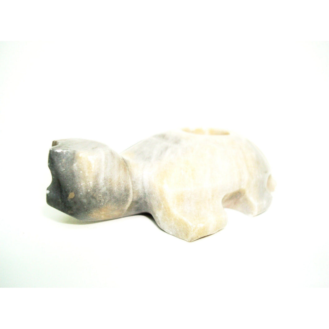 Turtle Stone Pipe