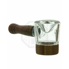 marley natural glass spoon pipe