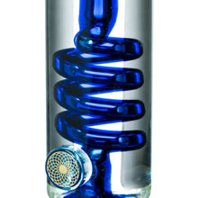 Nucleus Glycerin Coil Inline Perc Glass Bong
