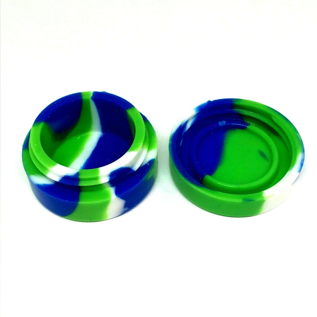 Silicone Dish for Bougie Glass Reclaim Catcher - 2 Pack