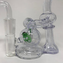 recycler glass dab rig
